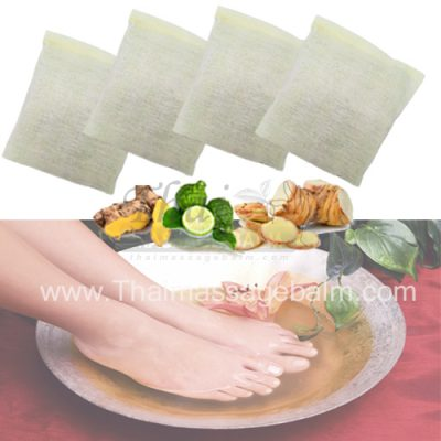 foot spa soak bag