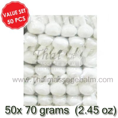 wholesale herbal compress ball 70 grams