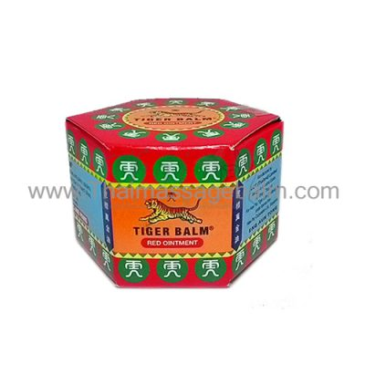 tiger balm red ointment 10 grams