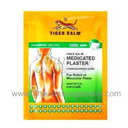tiger balm plaster cool