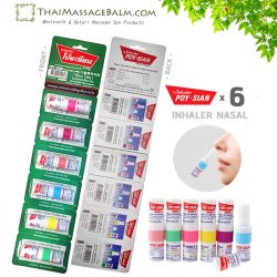 poy sian herbal inhaler